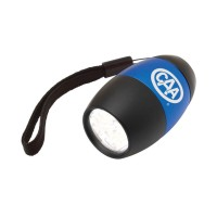 FL13B LIGHT BALL - 6 LED with Carabiner