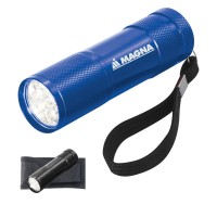 FL27B Curly Flashlight - 9 LED