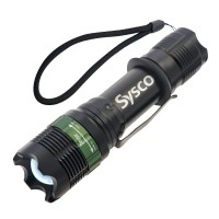 FL29L Tracker - CREE XPE 3 Watt, Zoom, Triple mode, 220 Lumens Flashlight